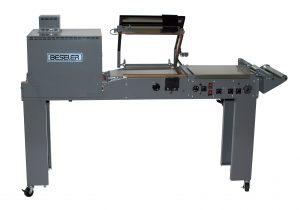 Beseler 1812-MTB-II model combo sealer/tunnel machine