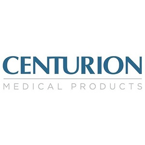 Centurion Medical Products text logo